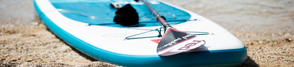 RedPaddle SUP Boards