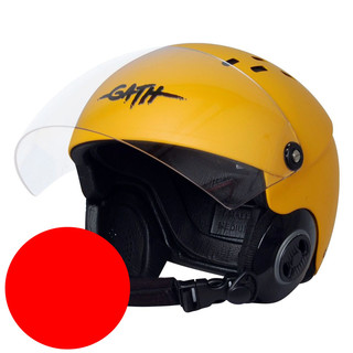 GATH Helm RESCUE Safety Rot matt Gr S