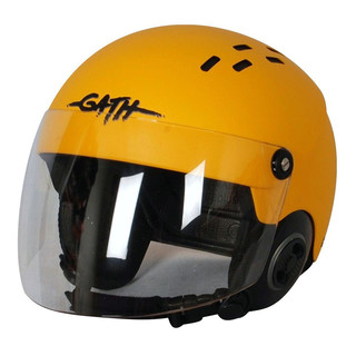 GATH Helm RESCUE Safety Gelb matt Gr XXL