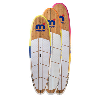 Mistral SUP Sunburst, Allround Surf, Hardboard