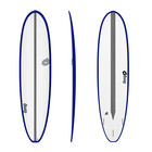 Surfboard TORQ Epoxy TET 7.8 VP Fun Carbon Blue