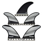 FUTURES Quad Thruster 5 Fin Set F4 Legacy Honeycom