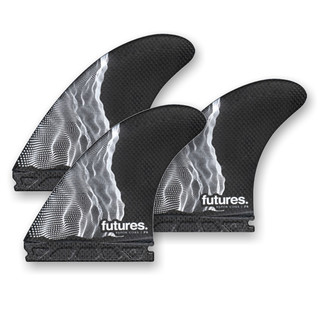 FUTURES Thruster Fin Set P8 Vapor Core large